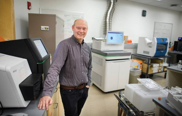 Joshua Akey and his team use gene-sequencing technologies to reveal new information about archaic human lineages as well as our own evolutionary history. (Image: Sameer A. Khan/Fotobuddy)