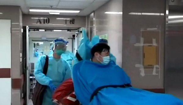 The coronavirus could turn into a major pandemic. (Image: YouTube/Screenshot)