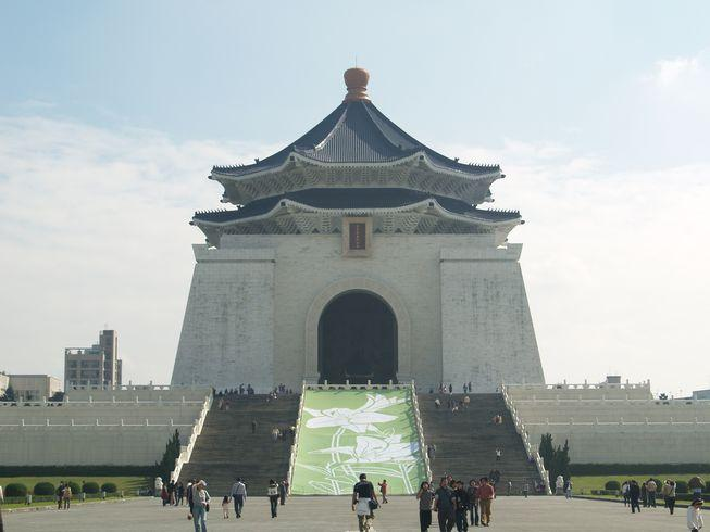 Taiwan, National Democracy Memorial Hall. (Image: User: (WT-shared) ResTpeTw at wts wikivoyage [CC BY-SA])