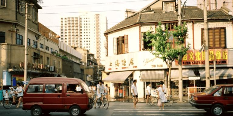 Oblivious to the humid heat, I roamed the city like a woman enraptured. (Image: YouTube/Screenshot)