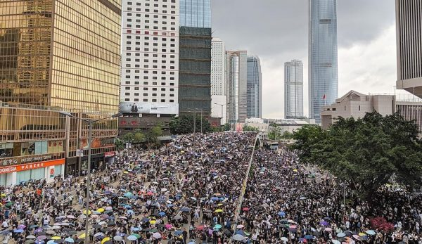"Hong Kong has arrested 14 democracy activists. (Image: Studio Incendo via <a href="" https://www.flickr.com/people/29418416@N08"