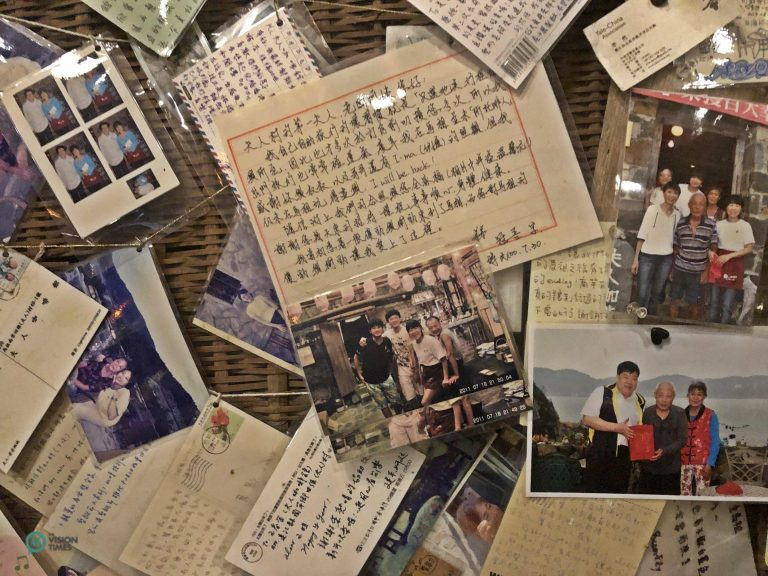 Furen Café has been patronized by many famous figures, including Taiwan's former First Lady Zhou Mei-qing (周美青). (Image: Billy Shyu / Nspirement)