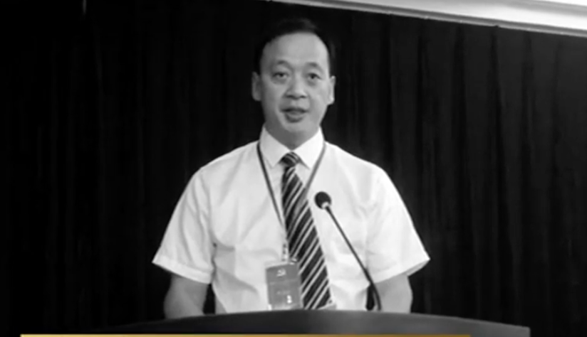 A respected neurologist who was director of Wuchang Hospital in Wuhan died February 18 after contracting Covid-19. (Image: YouTube/Screenshot)