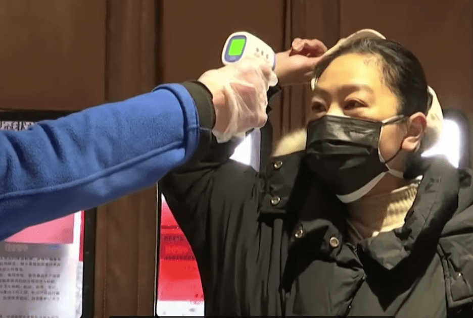 In the initial announcement, the authorities in Wuhan said that healthy people who did not live in the city and residents who required specialized medical treatment would be eligible to leave. (Image: YouTube/Screenshot)