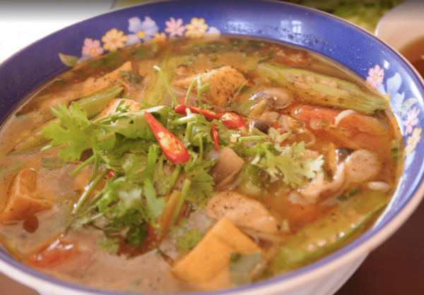 It doesn't matter where you are in the world; chicken soup is the universal cure for all ails. (Image: pxhere / CC0 1.0)