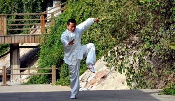 In Shandong, many people practice martial arts. (Image: pixabay / CC0 1.0)