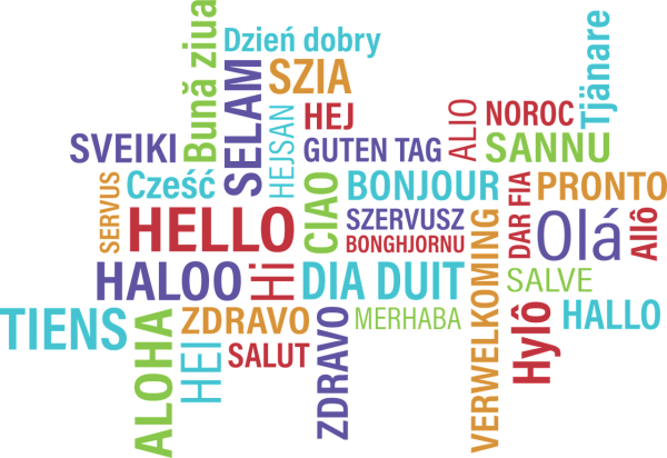 [...] being bi or multilingual also means being more persons in one. https://pixabay.com/illustrations/hello-bonjour-hi-greeting-foreign-1502369/