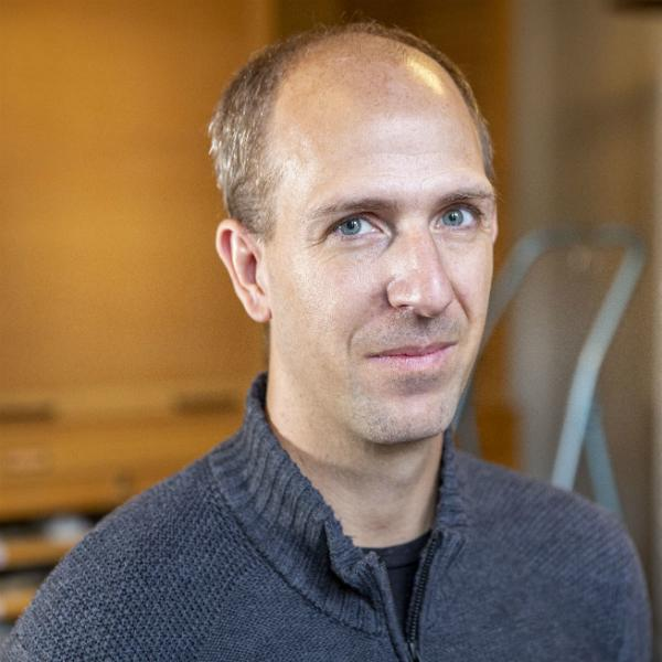 Associate Professor Martin Schiller. (Image: StarPlan, Globe Institute, University of Copenhagen)