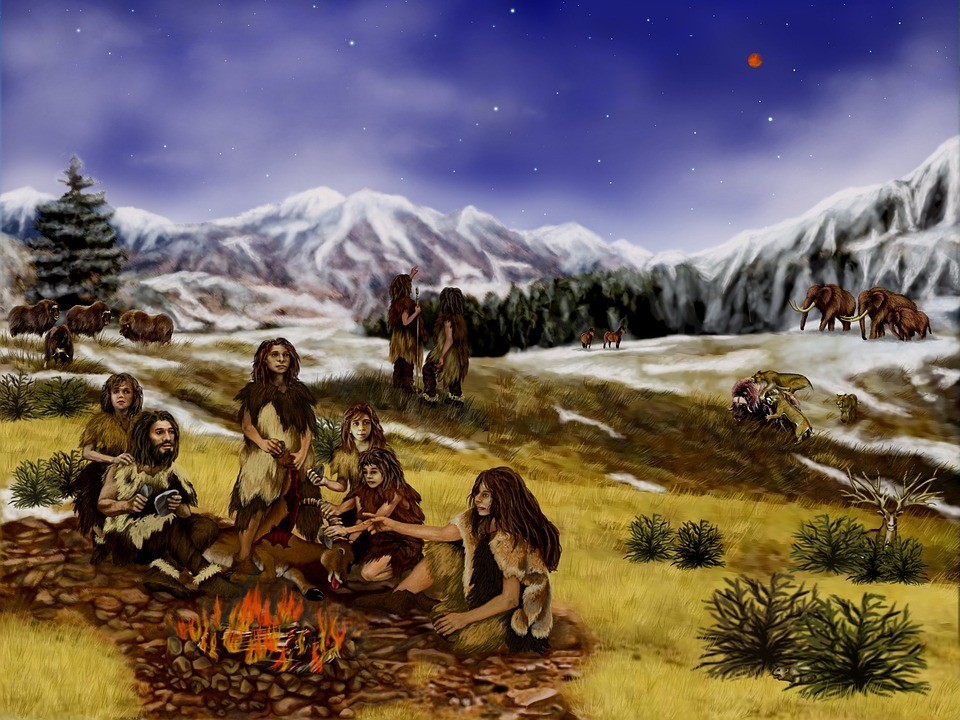 In addition to identifying Neanderthal ancestry in African populations, the researchers described two revelations about the origin of the Neanderthal sequences. First, they determined that the Neanderthal ancestry in Africans was not due to an independent interbreeding event between Neanderthals and African populations. Based on features of the data, the research team concluded that migrations from ancient Europeans back into Africa introduced Neanderthal ancestry into African populations. (Image: via pixabay / CC0 1.0)