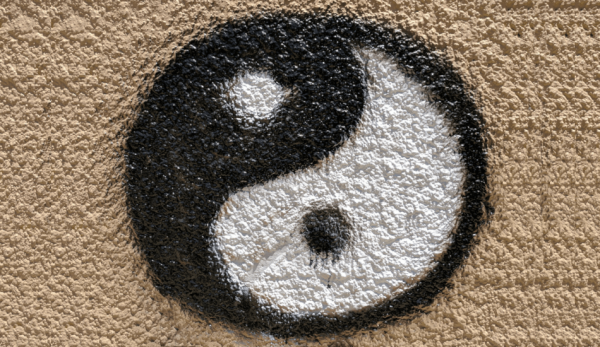 TCM practices revolve around the philosophy of yin and yang. (Image via Needpix / CC0 1.0)