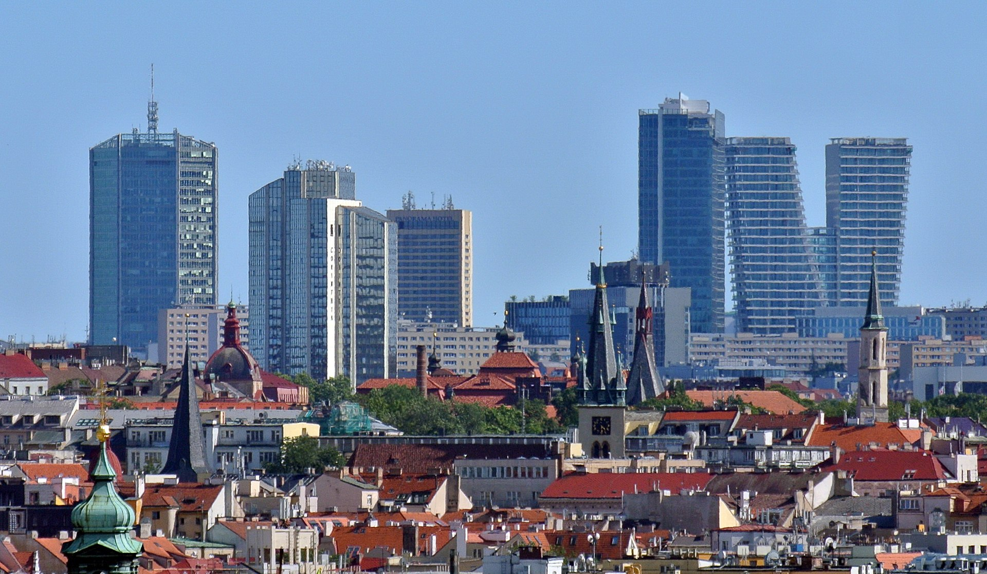 It's interesting to note that on October 7, 2019, Prague, the capital of the Czech Republic and the seat of the government, decided to terminate its sister city pact with Beijing. (Image: Jirka.h23 via wikimedia CC BY-SA 4.0)