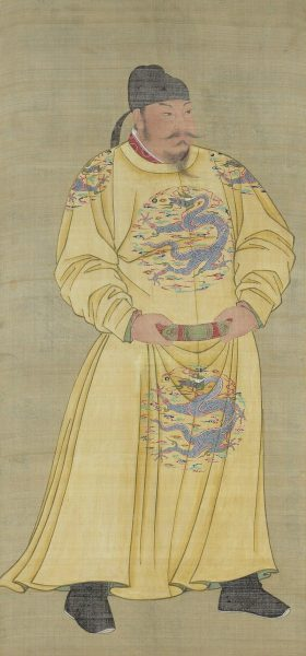 Emperor Taizong of the Tang dynasty. (Image: wikimedia / CC0 1.0)