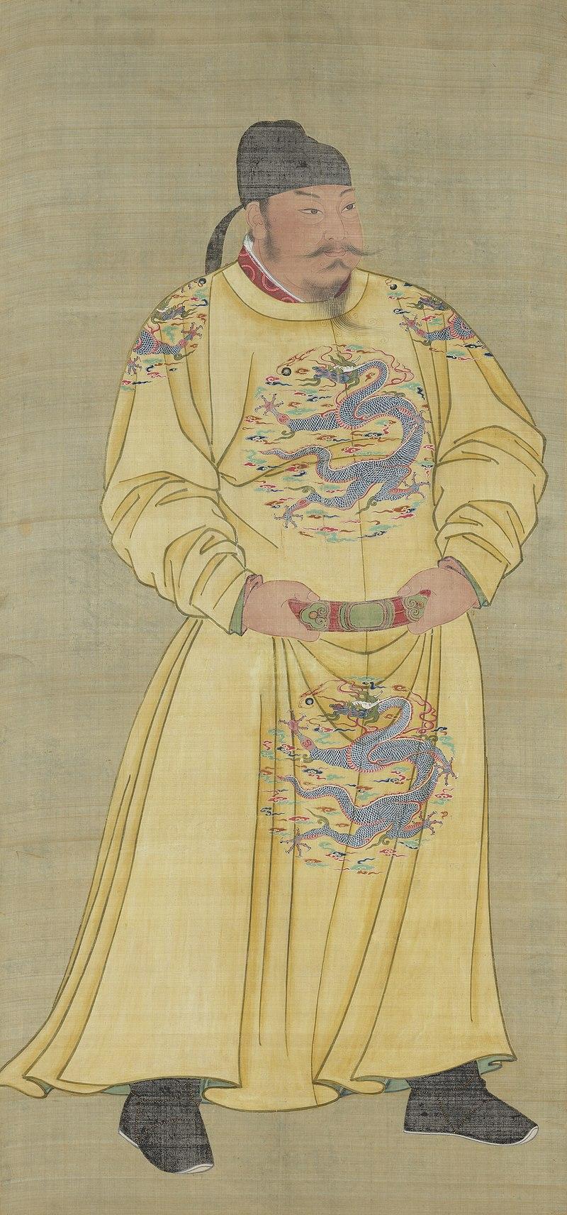Emperor Taizong of the Tang Dynasty. (Image: wikimedia / CC0 1.0)