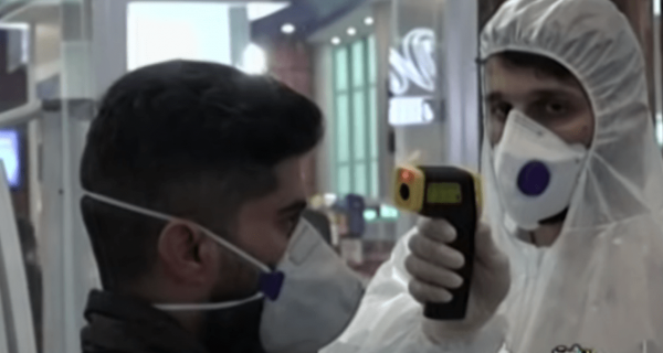 Some 26 deaths from 245 cases give coronavirus a mortality rate of about 11 percent in Iran, the highest for any country in the world. (Image: YouTube/Screenshot)