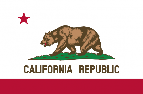 California has announced a state quarantine, with Governor Gavin Newsom requesting people to stay at home. (Image: wikimedia / CC0 1.0)