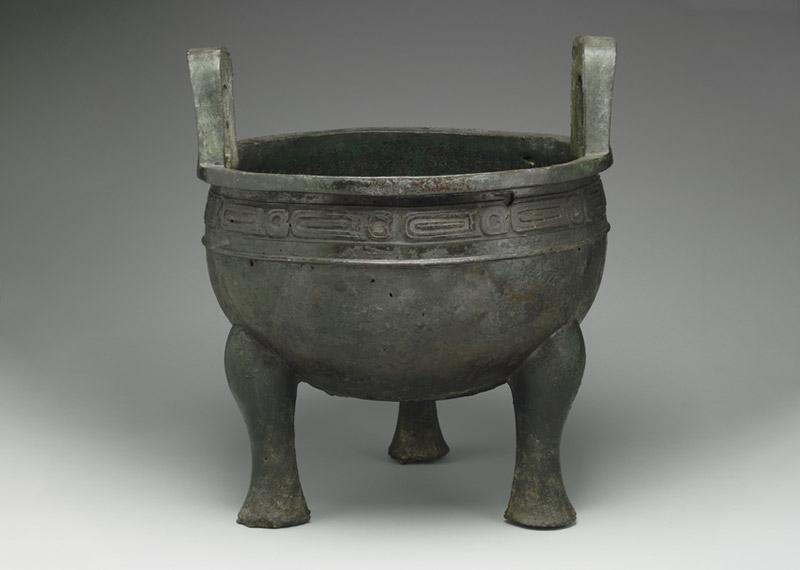 The Bronze Age of China started in the late Xia dynasty (17th B.C.E.), lasting about 1,500 years through several dynasties from Shang to Western Zhou and Eastern Zhou. (Image: National Palace Museum)