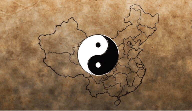 Chinese music was seen by the People in those times as the manifestation of nature and the cosmos, in harmony with the concept of yin and yang.