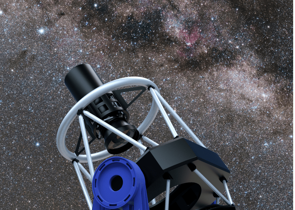 The instrument is called the Wide Field Survey Telescope, or WFST, and has an estimated cost of 200 million yuan ($28 million). (Image: Chinese Academy of Sciences)