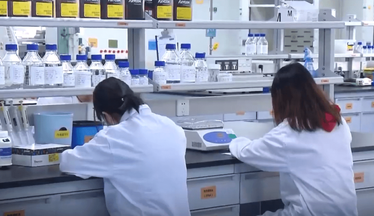 There is fear that Beijing may misuse the DNA database. (Image: Screenshot / YouTube)