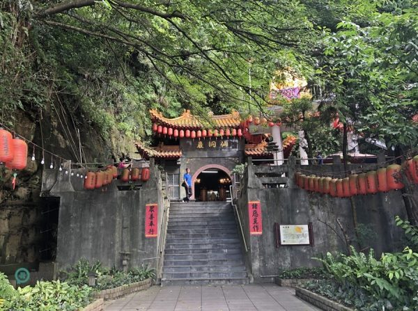 The Fairy Cave used to be one of the eight most striking attractions in Keelung. (Image: Billy Shyu / Vision Times)