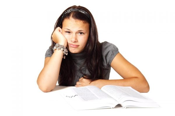 Students said they were finding learning at home boring, stressful, and repetitive. (Image: via pixabay / CC0 1.0)