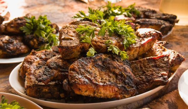 You can get iron from eating red meat. (Image via pixabay / CC0 1.0)