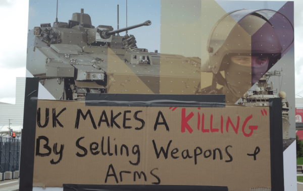 (Image: Campaign Against Arms Trade via flickr CC BY-SA 2.0)