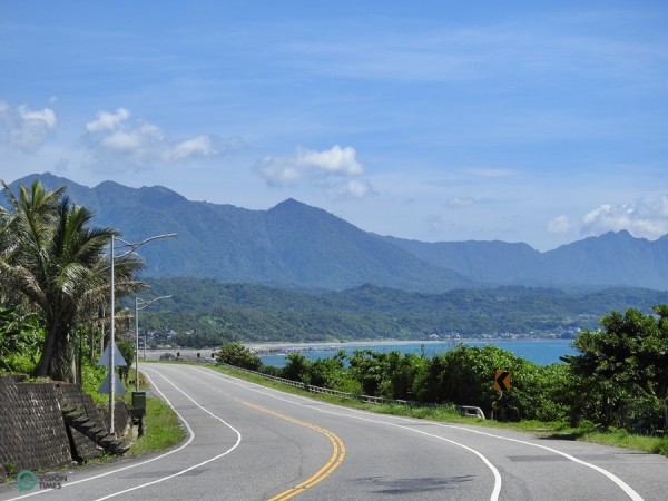 The Picturesque Coastal Highway in Eastern Taiwan