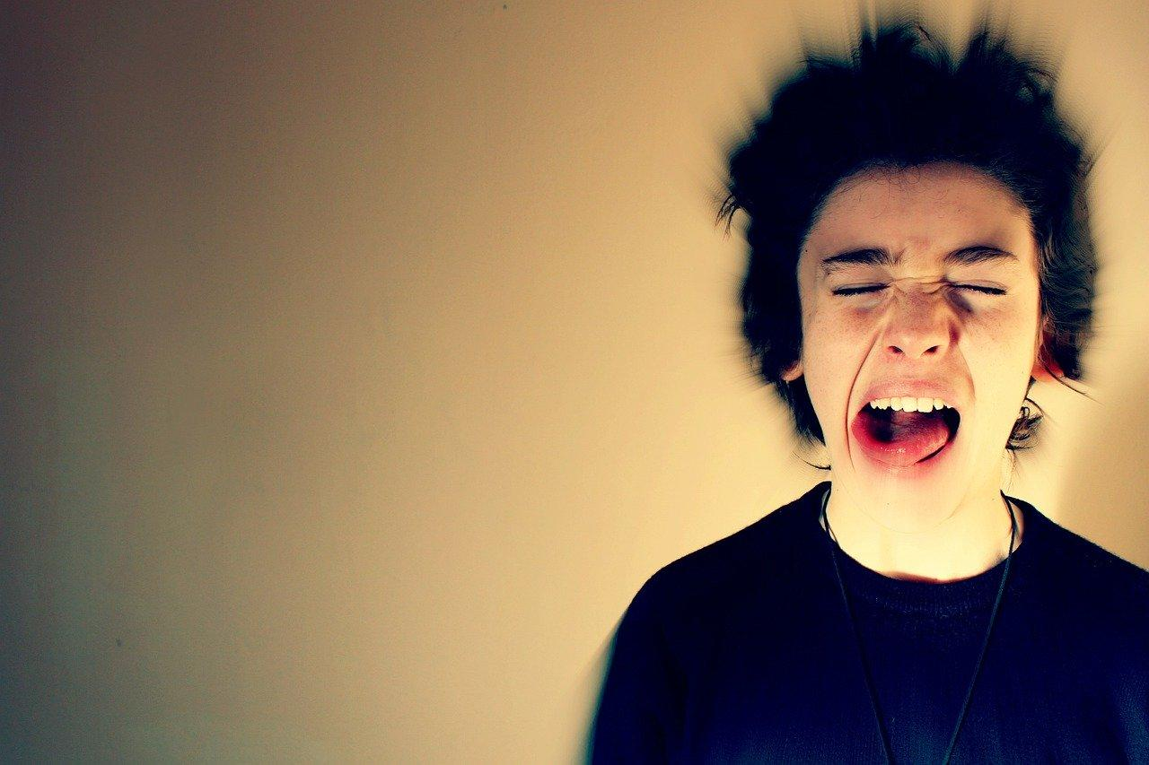 Unresolved frustration leads to resentment and anger.(Image: Alexis via Pixabay Simplified Pixabay License )