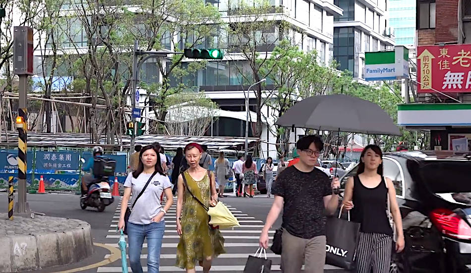 Taiwan's traditional values have helped it manage the coronavirus outbreak more effectively than China. (Image: Screenshot / YouTube)