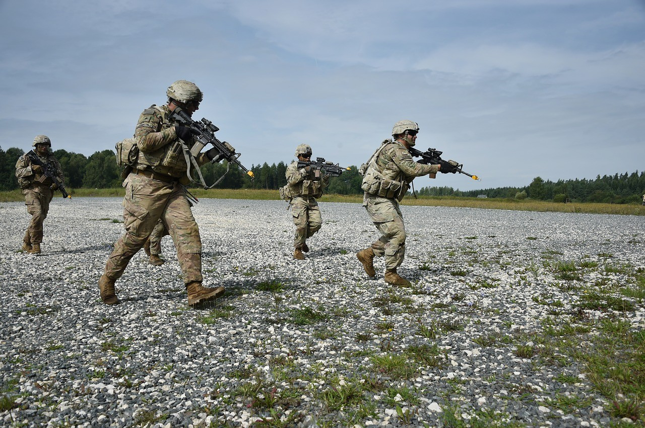The U.S. wants to withdraw troops from Germany. (Image: Pixabay / CC0 1.0)