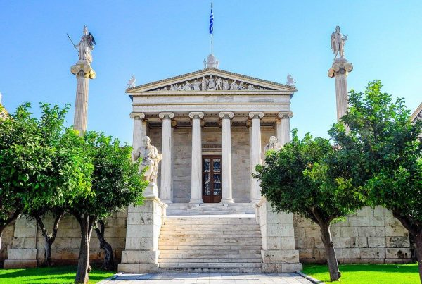 Athens was a place of learning and enlightenment. (Image: Pixabay / CC0 1.0)