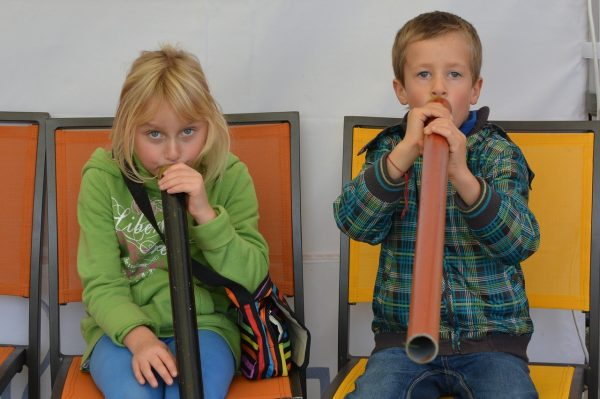 The didgeridoo is an authentic Australian instrument. (Image: Pixabay / CC0 1.0)