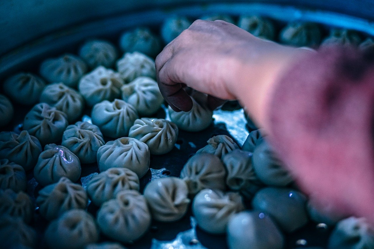 Dumplings carry savory gravy along with the meat. (Image: Pixabay / CC0 1.0)