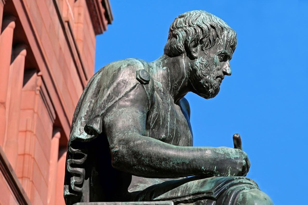 Aristotle was the student of Plato. (Image via pixabay / CC0 1.0)