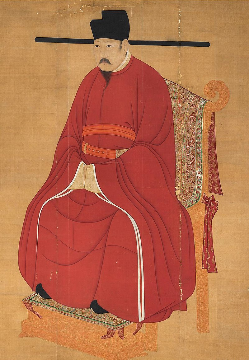 Emperador Renzong of the Song Dynasty. (Image: Wikimedia / CC0 1.0)