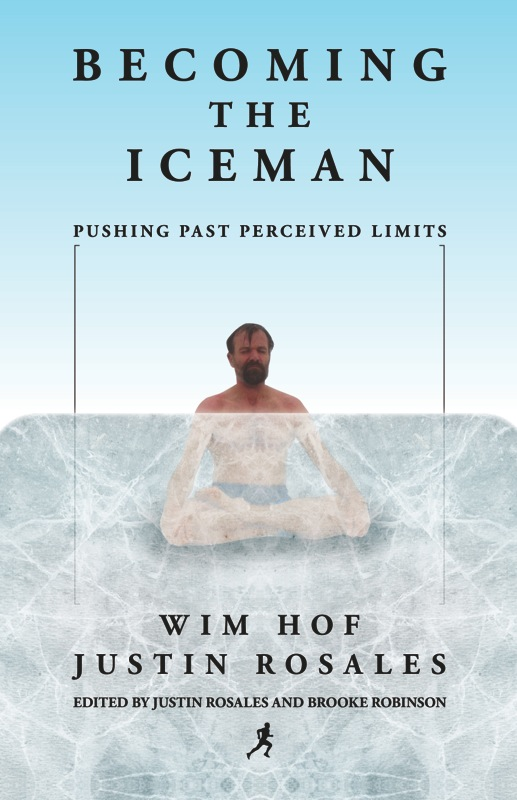 Becoming The Iceman is a book written by Wim Hof. (Image: Wikimedia / CC0 1.0)