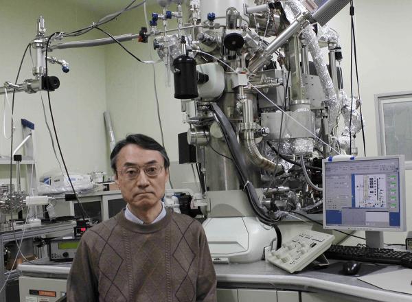 Akira Kouchi (Image: Hokkaido University)