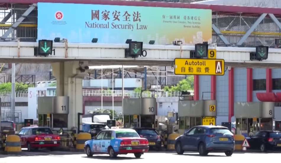 The Chinese Communist Party (CCP) threatened Australia with harsh consequences if it provides shelter to fleeing Hongkongers. (Image: Screenshot / YouTube)