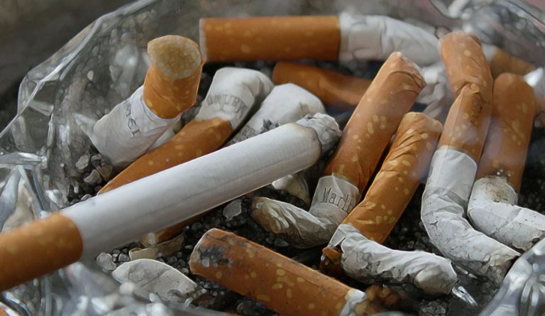 Quit smoking to slow the aging process and have a healthier body.