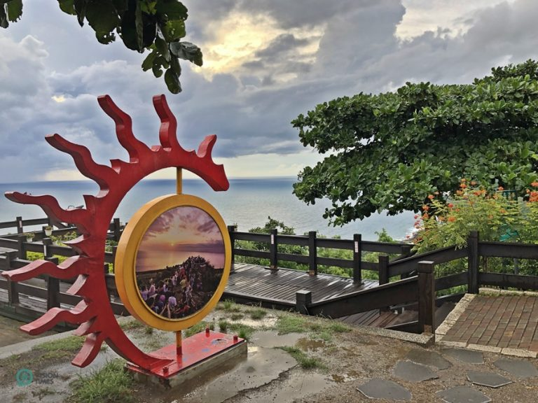 Guanshan is the best place in Kenting National Park for viewing the sunrise or sunset. (Image: Billy Shyu / Nspirement)