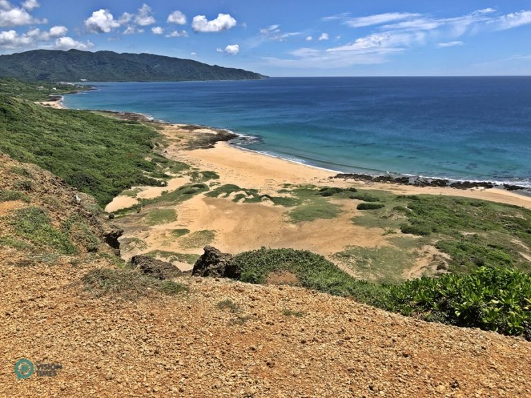 Fongchueisha is formed by the particular weather in Kenting in southern Taiwan. (Image: Billy Shyu / Nspirement)