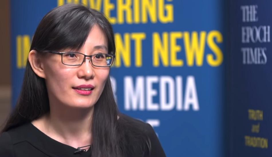 Dr. Li-Meng Yan, Chinese virologist and whistleblower