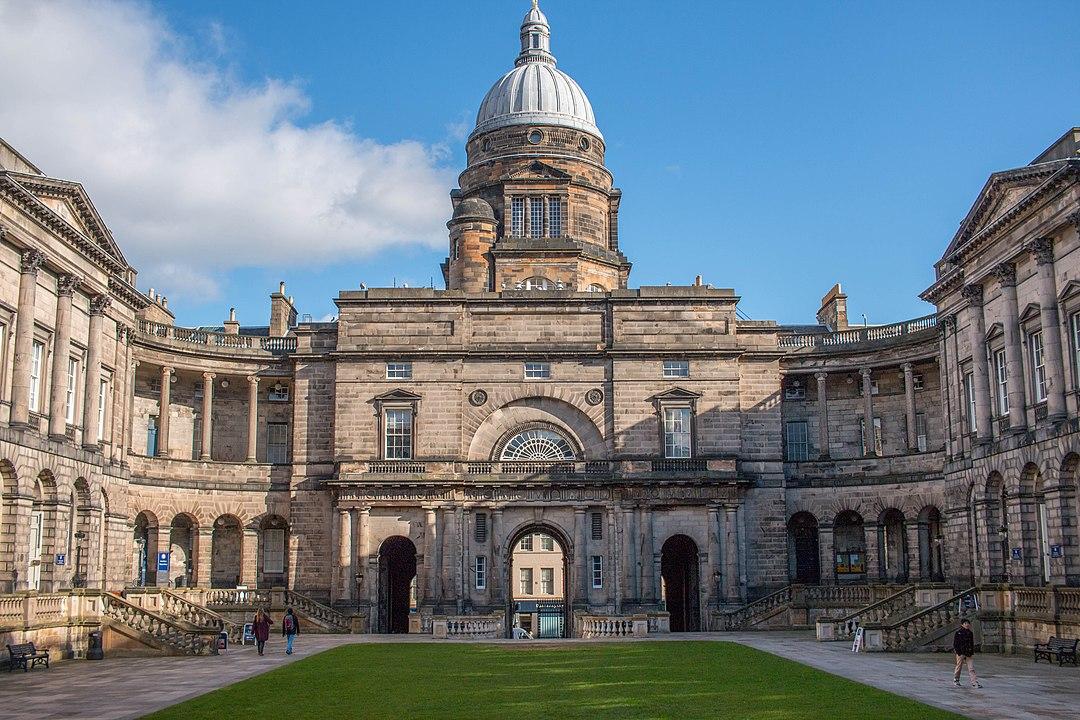 University of Edinburgh's Old College