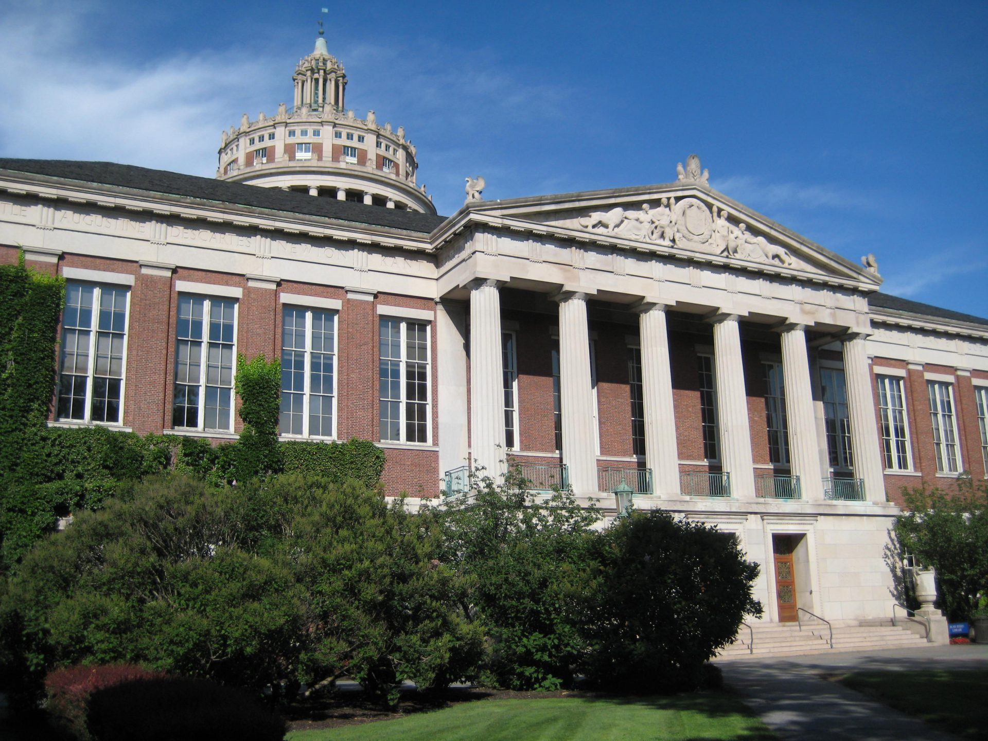 Rush Rhees Library, University of Rochester