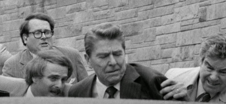 Attempted assassination of Roland Reagan..