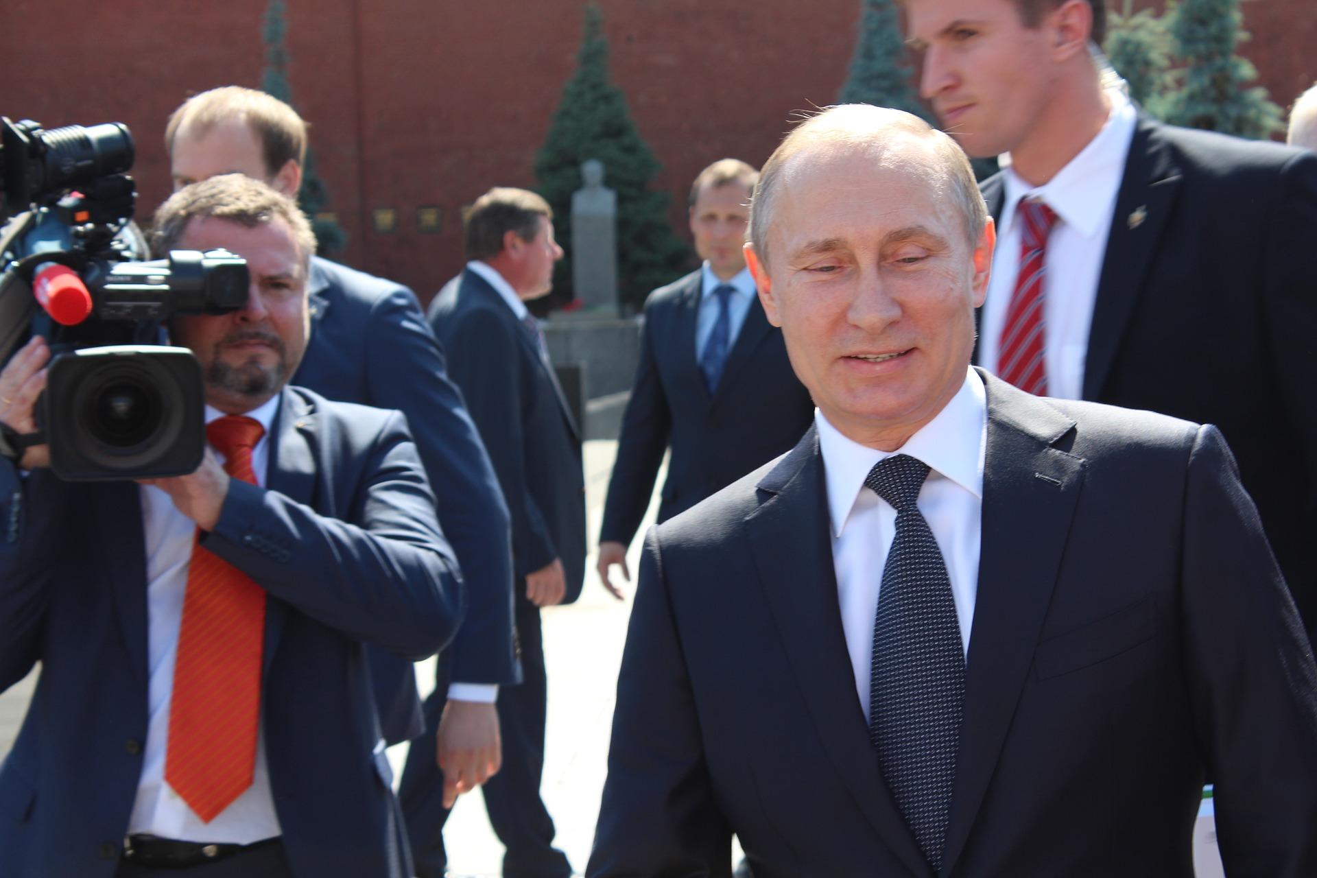 President Putin of Russia