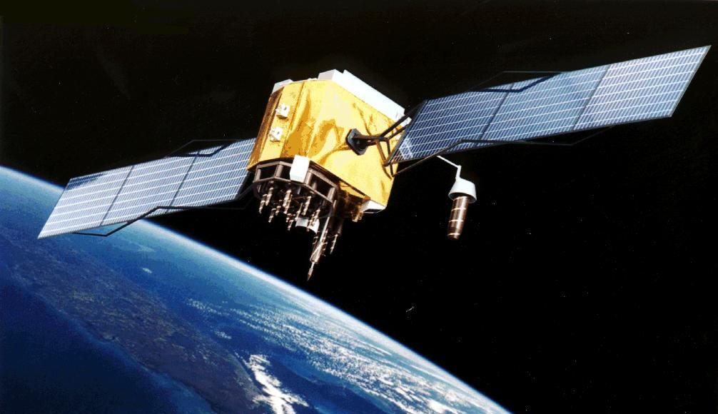 The U.S. Global Positioning Satellite system. (Image: NASA)