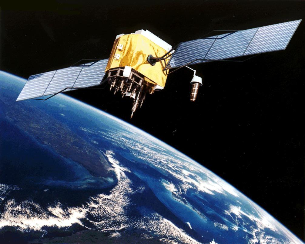 The U.S. Global Positioning Satellite system. (Image: NASA)