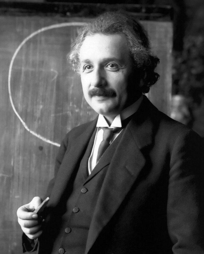 Einstein had his own theories on ether